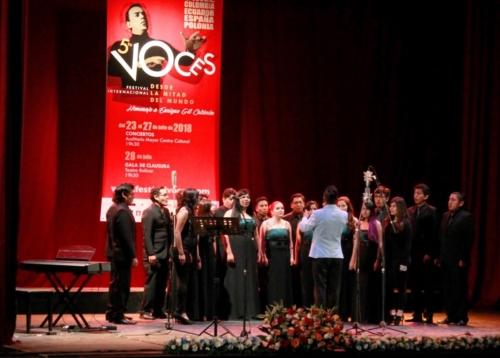 Coro Universidad Politécnica Nacional