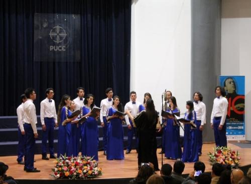 Coro de la Universidad Salesiana